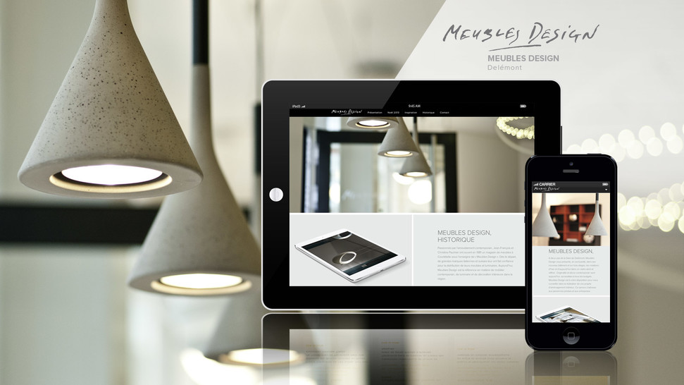 Meubles Design Nopixel Communication Visuelle Graphisme Site