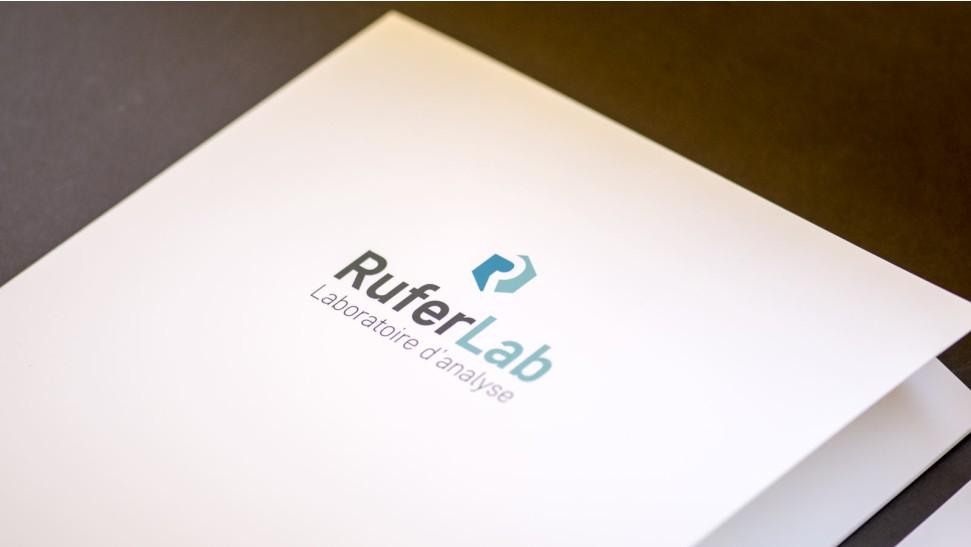 Ruferlab sa nopixel communication visuelle graphisme for B architecture delemont