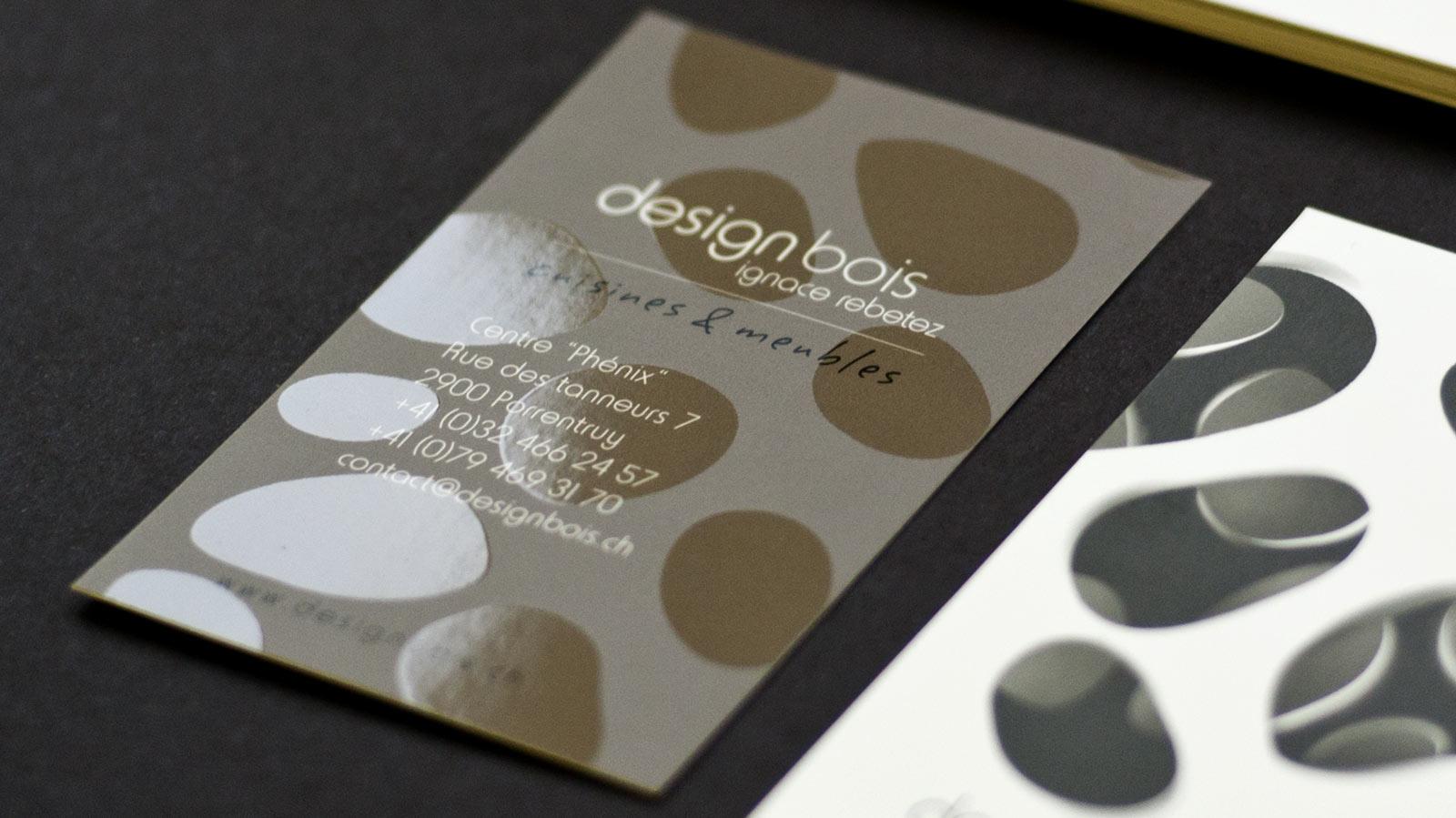 Design Bois Ignace Rebetez
