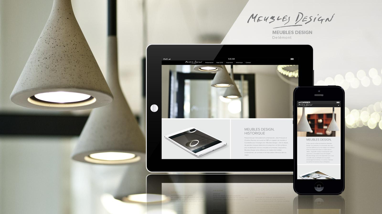 meubles design jura
